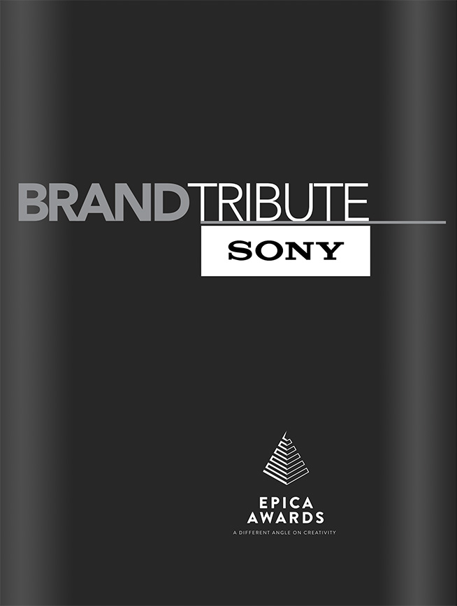 Brand Tribute: SONY