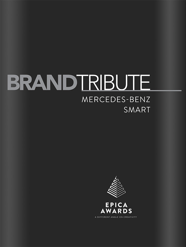 Brand Tribute: Mercedes-Benz & Smart